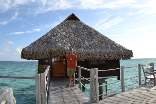 Honeymoon in Moorea & Bora Bora