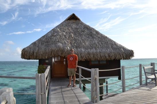 Honeymoon in Moorea & Bora Bora