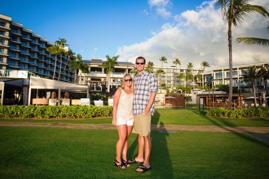 Second Honeymoon in Maui