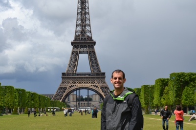 Eiffel Tower - May 2014