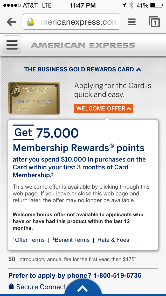 American express business gold rewards signup bonus increased to post your experience in the comments and let me know which offer you got and how colourmoves