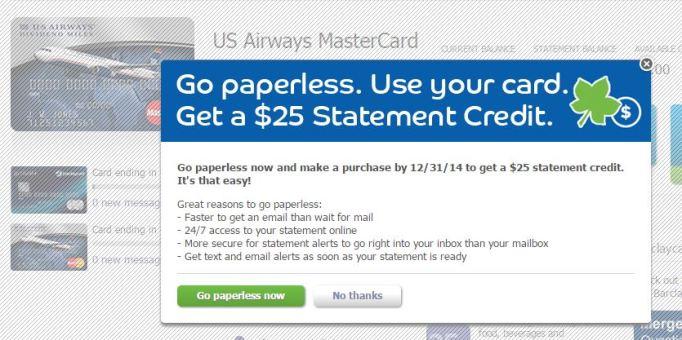 BarclaysPaperlessCredit