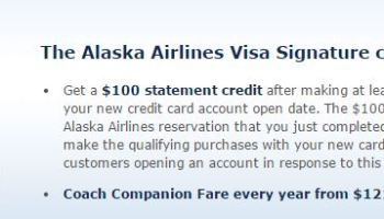 Bofa alaska airlines business card signup bonus increased to 30000 the two browser trick is back with the bank of america alaska airlines credit card colourmoves