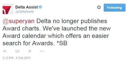 DeltaTwitter