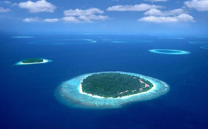 The Maldives!