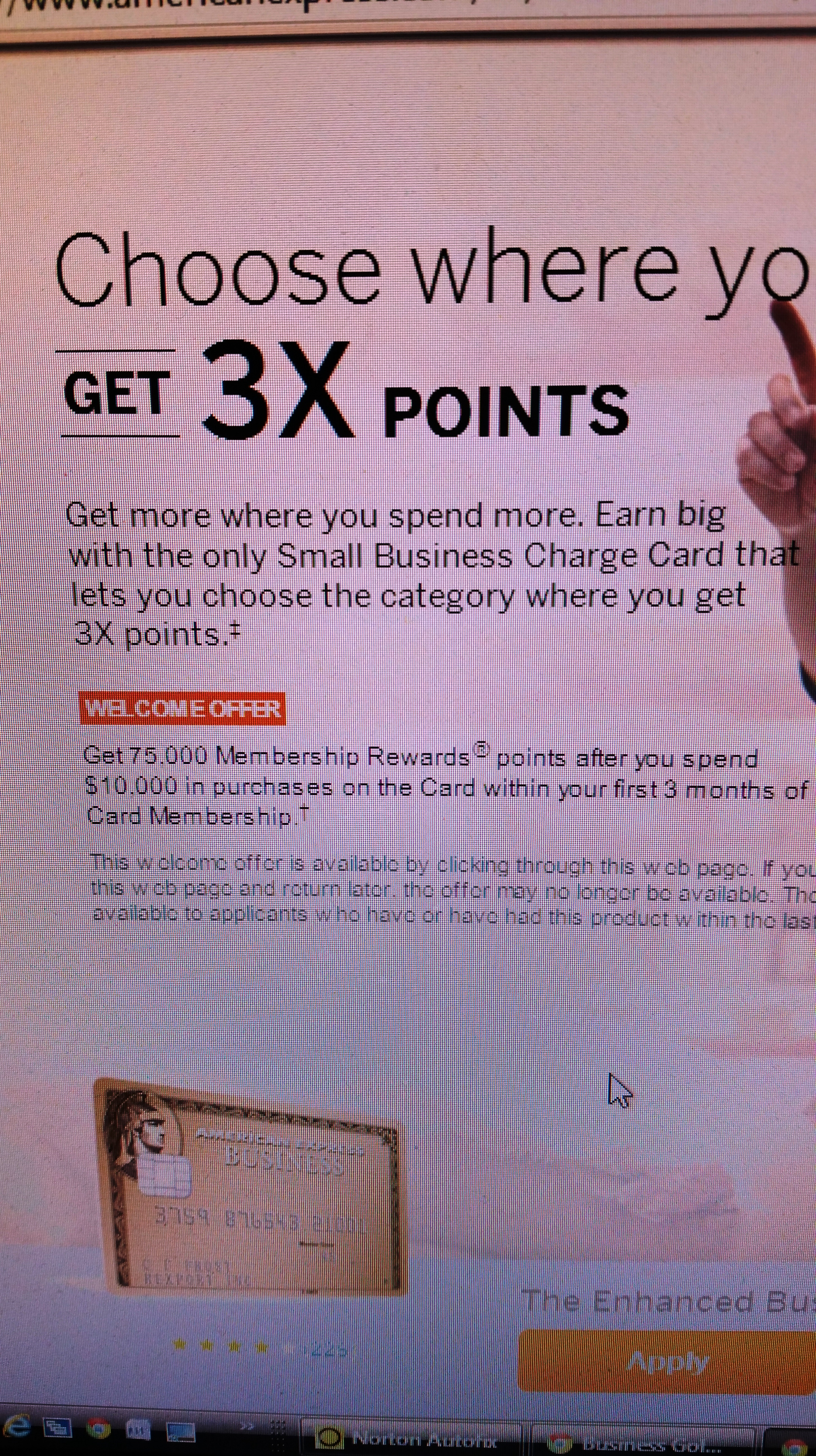 The 75k American Express Business Rewards Gold Offer is Still Alive ...