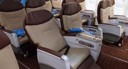 Hawaiian A330 First Class