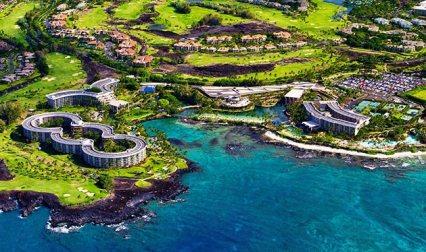 The Massive Hilton Waikokloa Property