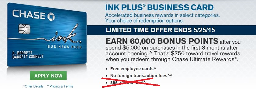 Chase ink plus business card 60000 best business 2017 ink plus business credit card review best cards colourmoves