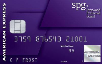 SPG card