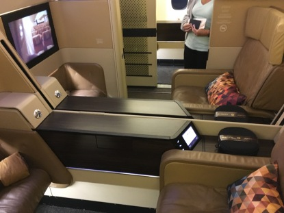 Etihad First Class will now cost 115,000 miles one-way