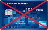 RIP JetBlue Amex