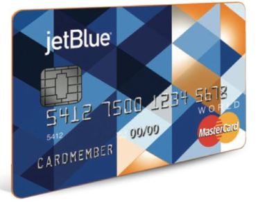 New JetBlue Credit Card