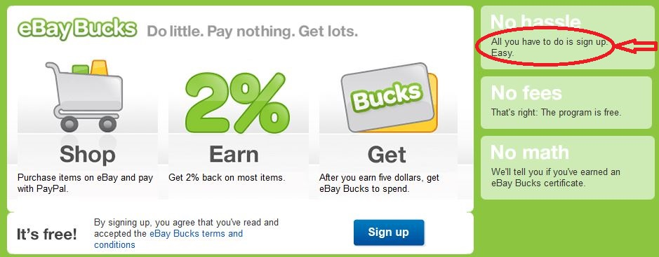 How to Enroll in eBay Bucks | PointsCentric