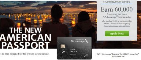 Citi AA Offer